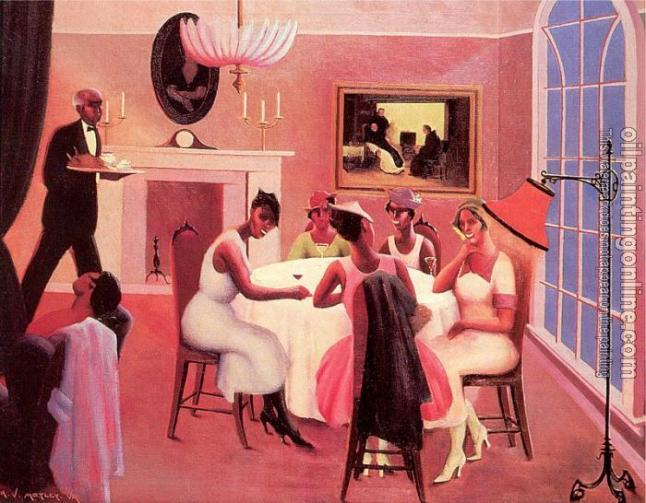 Archibald J Motely Jr - cocktails