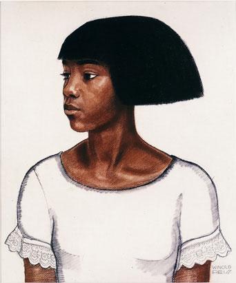 Harlem Girl 1 - Winald Reiss